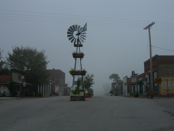 2.It is a very rural area.  Larger towns are still under 10,000 residents, and there are only 23 towns over 20,000.