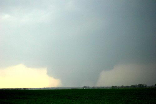 2. Tornado south of Kennett