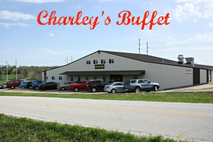 2.	Charley's Buffet, Cole Camp