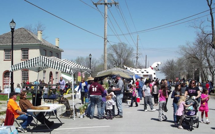 2.Old Drum Days Festival, Warrensburg