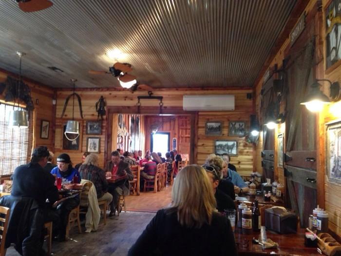 2.2. Missouri Hick BBQ, Cuba