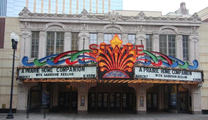 5. The State Theatre