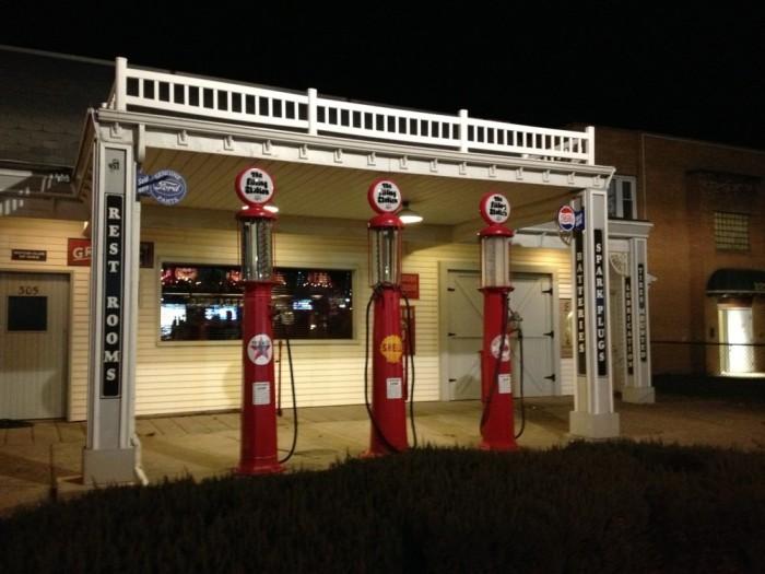 10. The Filling Station, Davenport