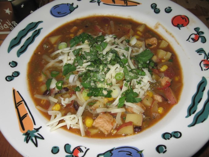 3. Green Chile Stew