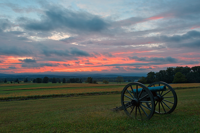 5. Gettysburg remains a rich and beautiful reminder of the not-so-long-ago Civil War.