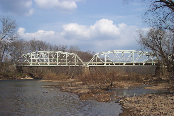 7) Monocacy River Bridge, Walkersville