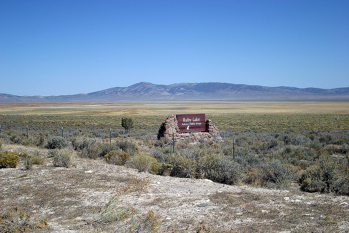 10. Ruby Lake National Wildlife Refuge