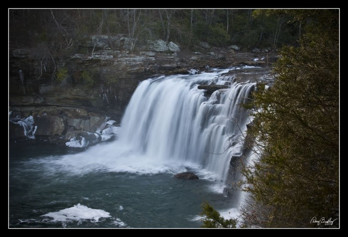 6. Little River Falls - Little River Canyon National Preserve