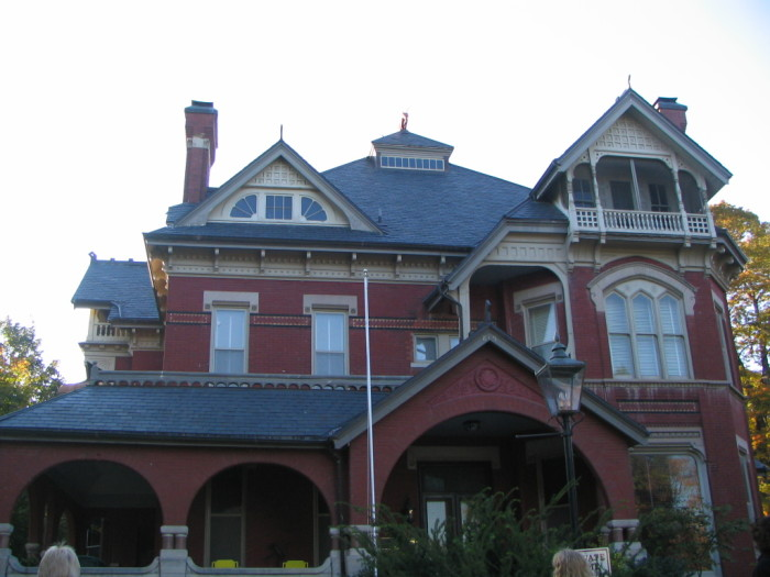 5. Gargoyle Home