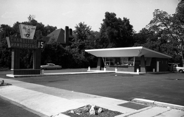 11. There are still drive-ins, but they're just not the same. Pictured is Chandler's drive-in restaurant in Tallahassee.