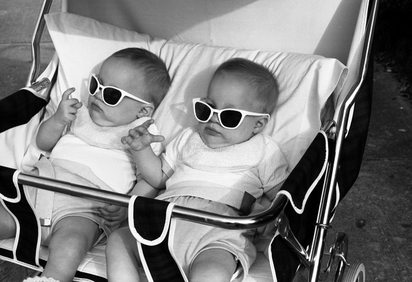 Let's face it, Florida kids are just born cool...