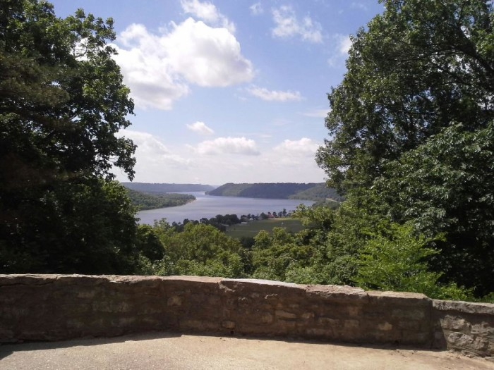 Everyone should visit this amazing state park in indiana - Clifty falls state park swimming pool ...