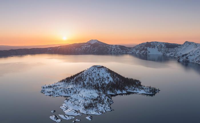 5. Crater Lake