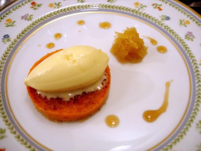 4.  Sweet Potato Brulee