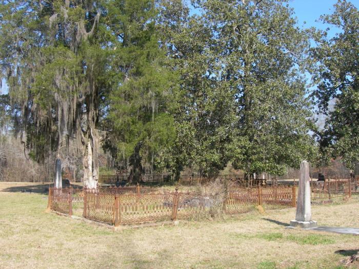 8. New Cahaba Cemetery - Old Cahaba