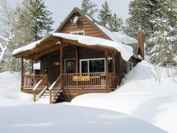 7. Grandma's Cabin, Island Park