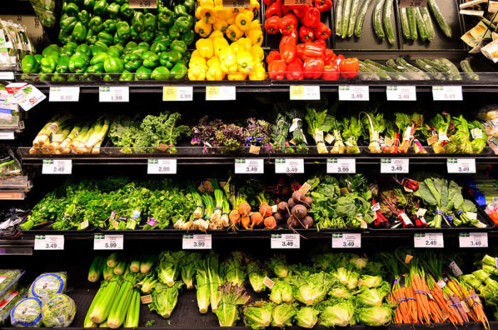 6.  Grocery shopping may take longer than it should...