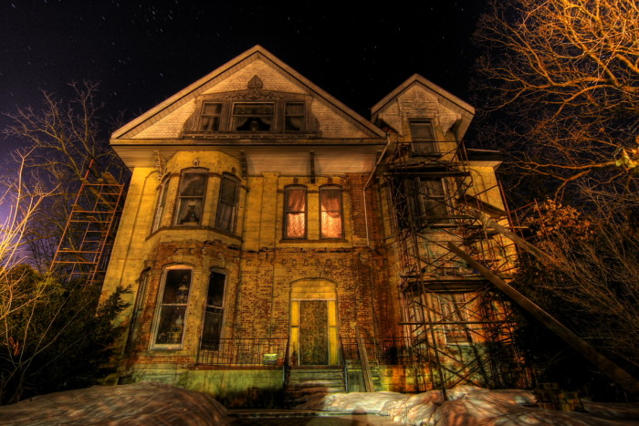 3. The House on Riverview Drive