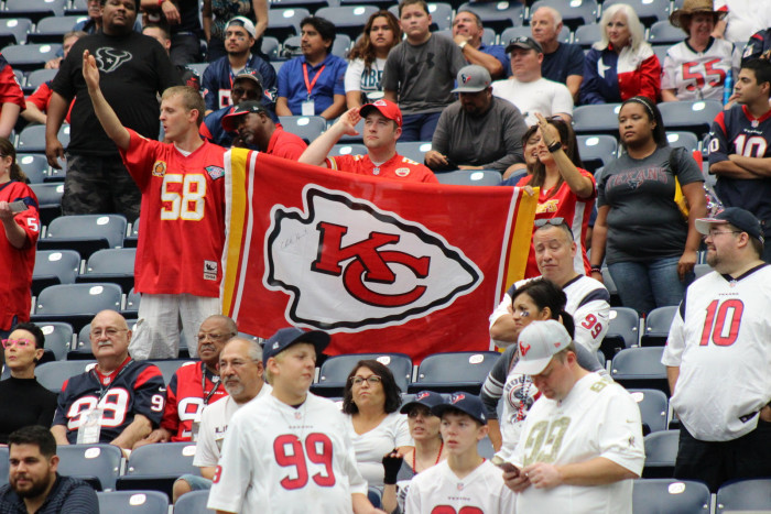 9. The Chiefs