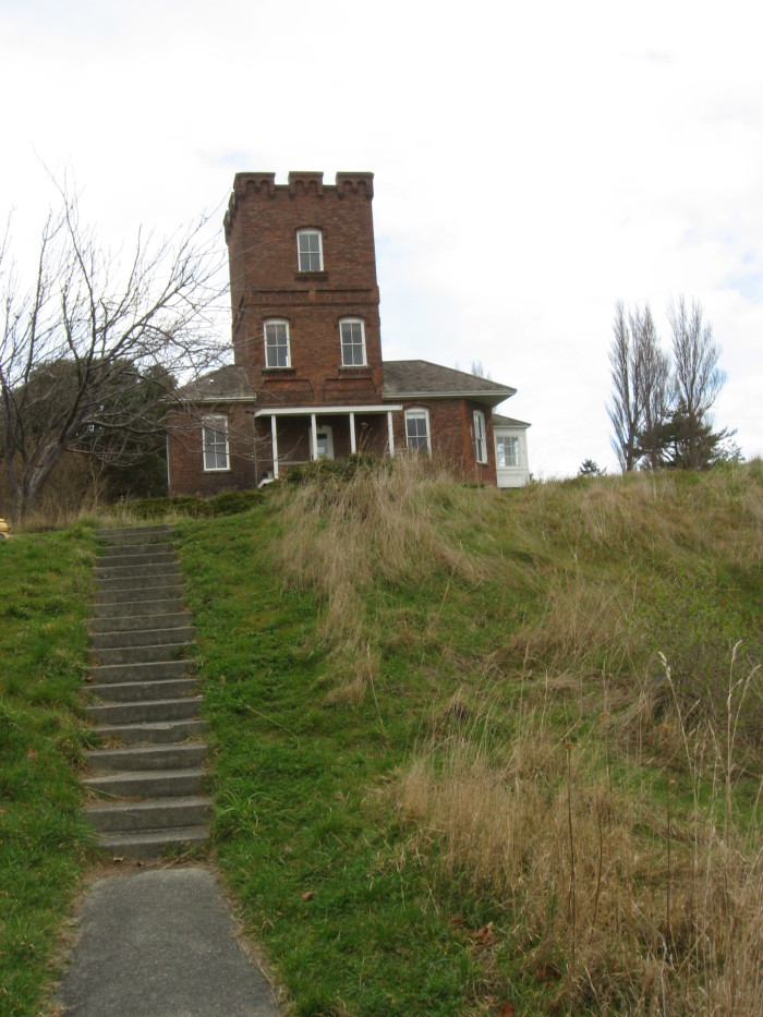 5. Alexander's Castle, Port Townsend