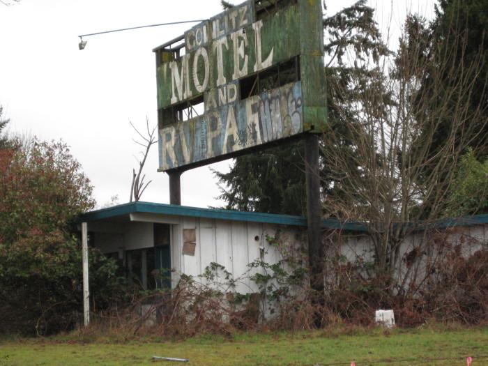 Near Gas Station >> 10 Abandoned Buildings In Washington