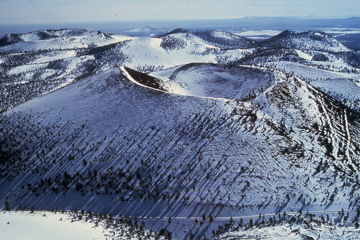 9. Sunset Crater Volcano National Monument