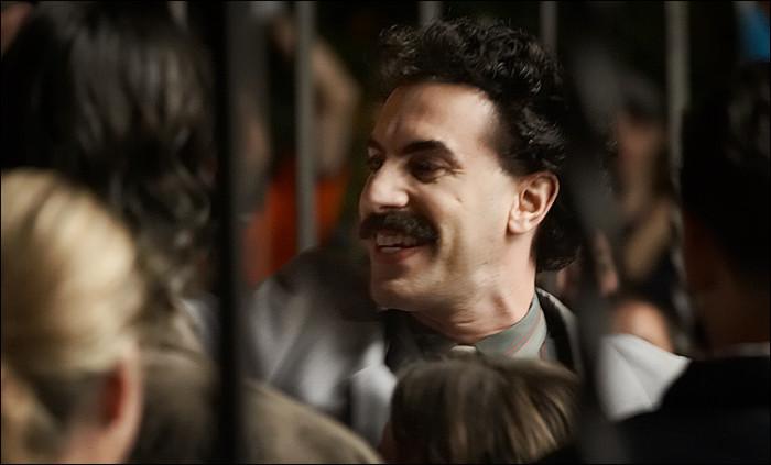 6) Borat