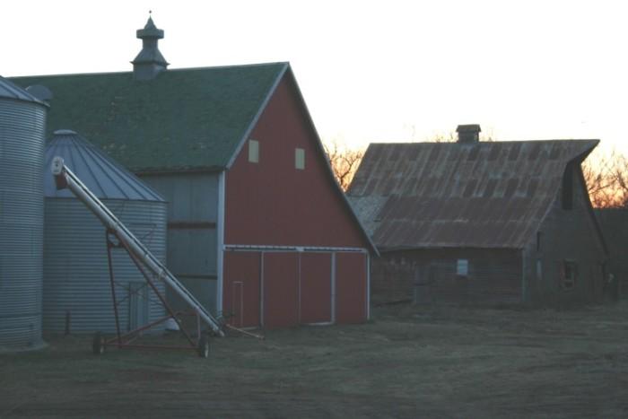 4. ...Or appreciate the beauty in a modern working farm.