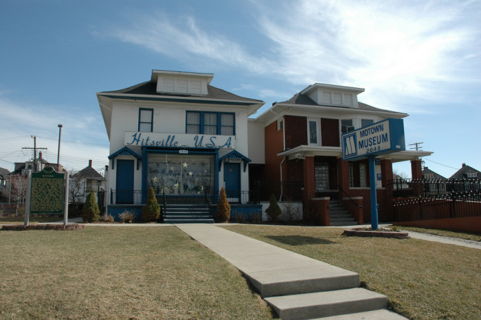 10) We invented Motown.