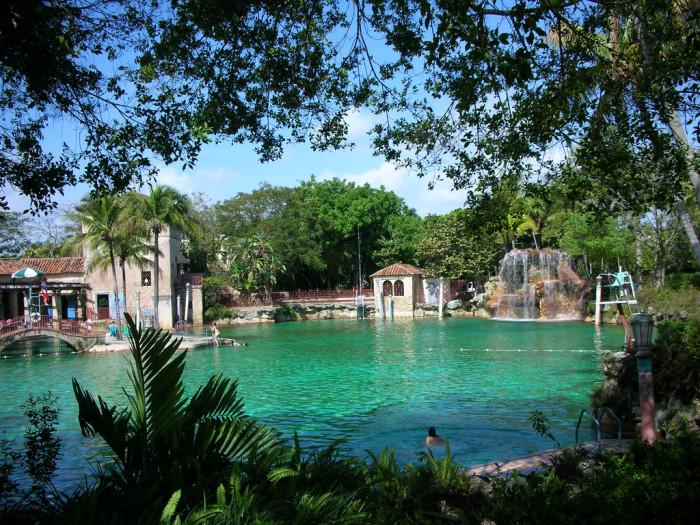 11. Venetian Pool, Coral Gables