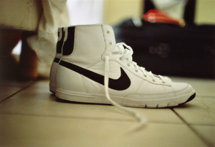 13. No one would wear Nikes.