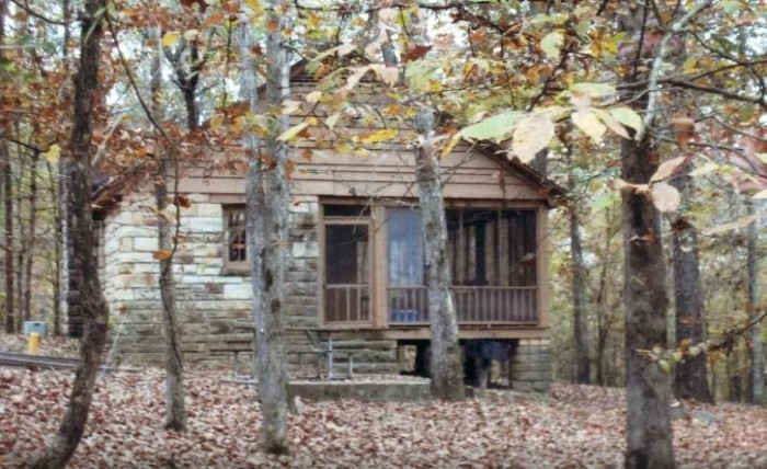 The 8 Best Cabins In Mississippi For An Overnight Stay