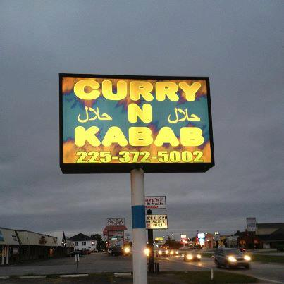 7. Curry N Kabab, Baton Rouge, LA