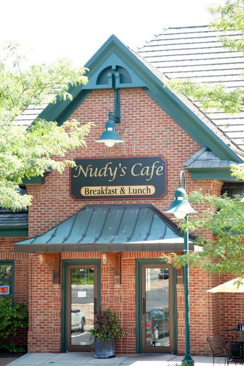 Nudy's Cafe, various locations on the Main Line