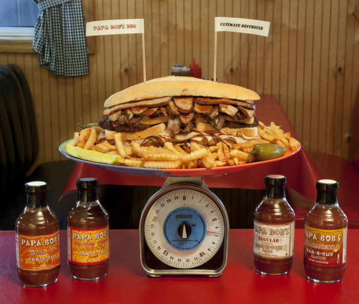 Kansas: The Ultimate Destroyer at Papa Bob's Bar-B-Que (Bonner Springs).