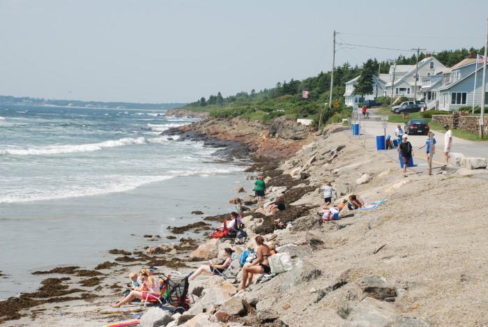 9. ...beaches