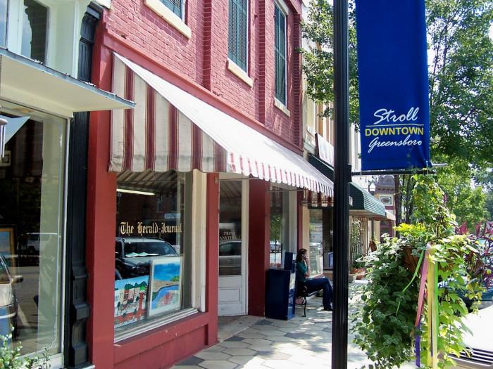 Toccoa Falls Ga >> The 8 Best Main Streets In Georgia