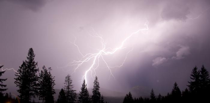 1. Lightning Storms