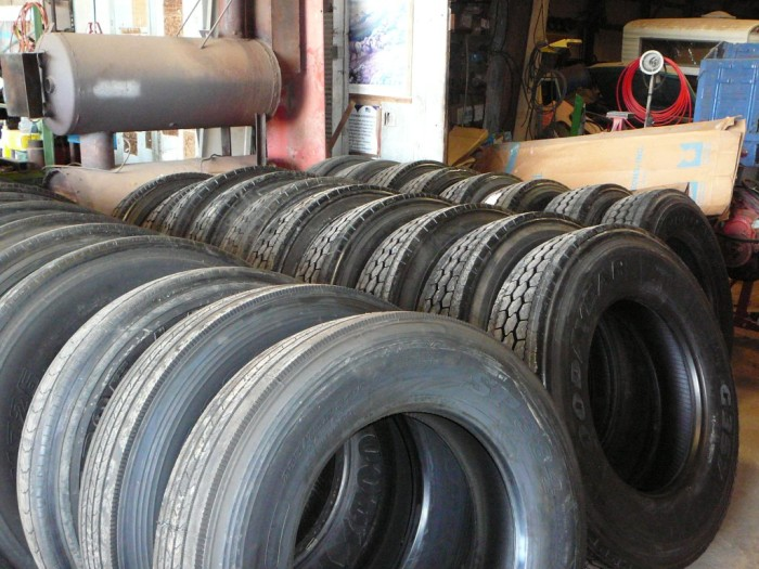 8) An even more reliable spare tire.