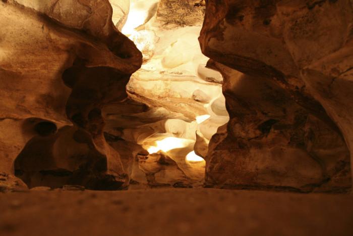 4. Longhorn Caverns