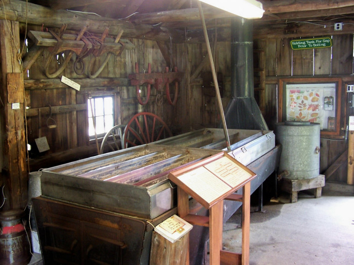 9.  Take a tour of Maple Grove Farms in St. Johnsbury.