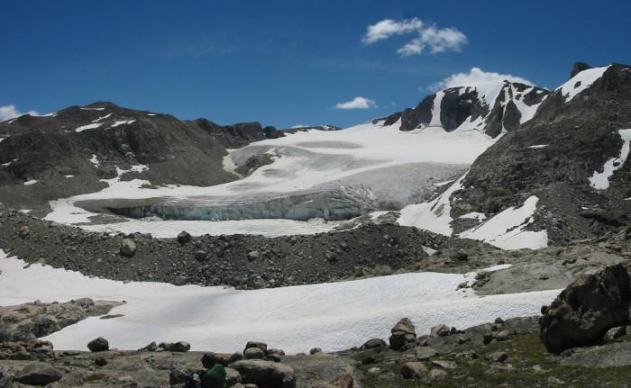 10. Sourdough Glacier