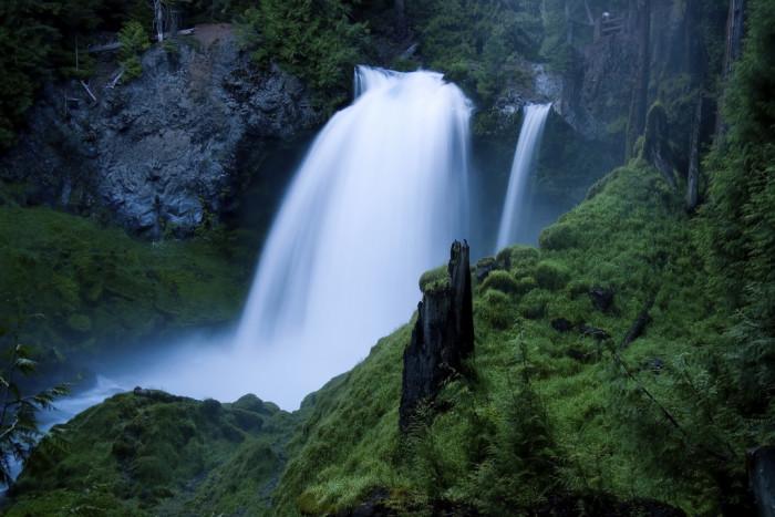 12. Sahalie Falls