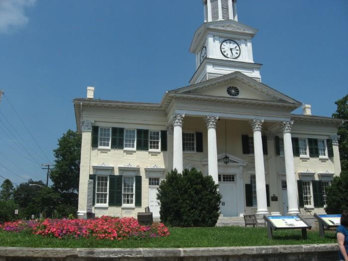 8) Washington County