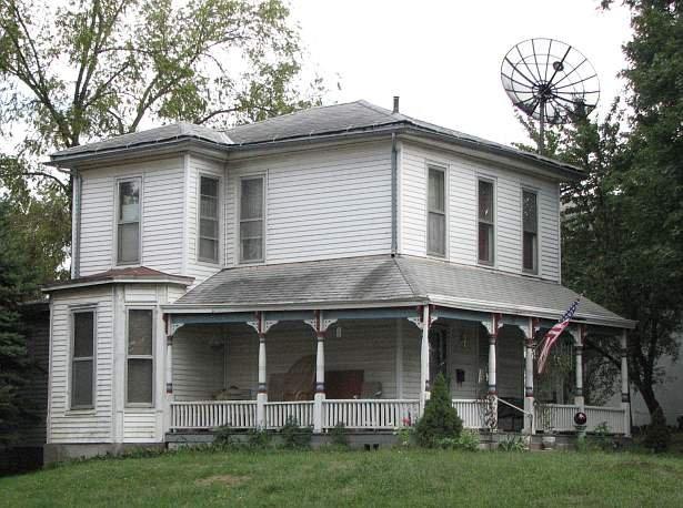 6. The Nellie Trueblood Home on 3rd Street