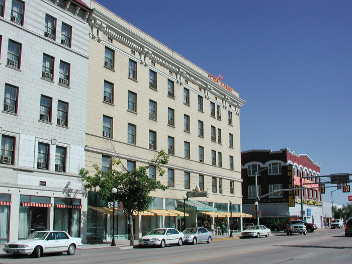 4. The Historic Plains Hotel