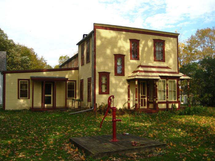 5. Historic Forestville
