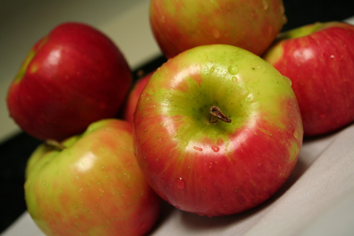 9) Apples from Michigan are, well, world famous.