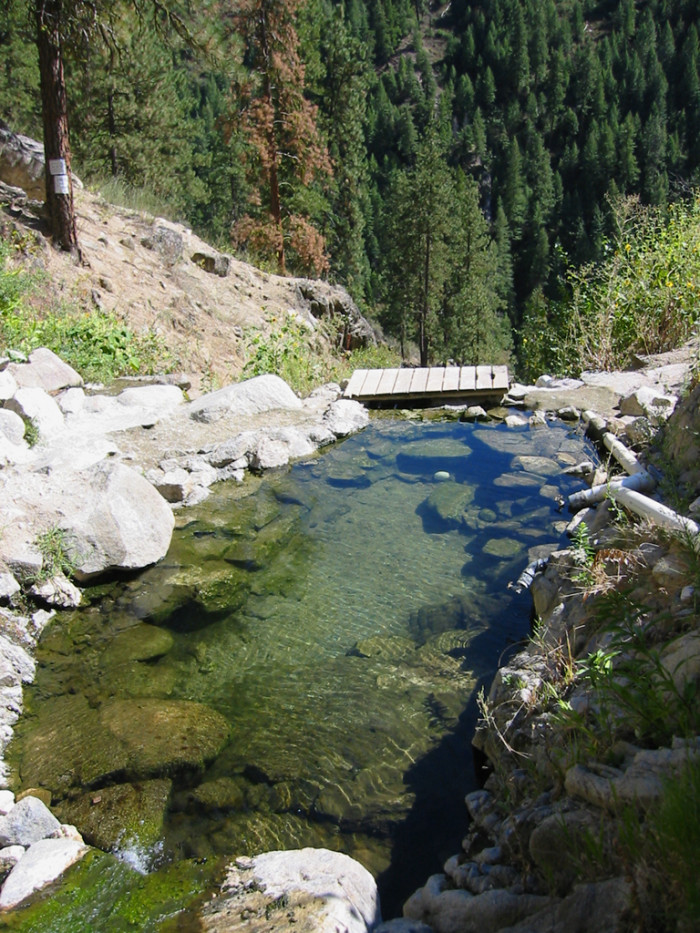 8 Of The Best Hot Springs In Idaho