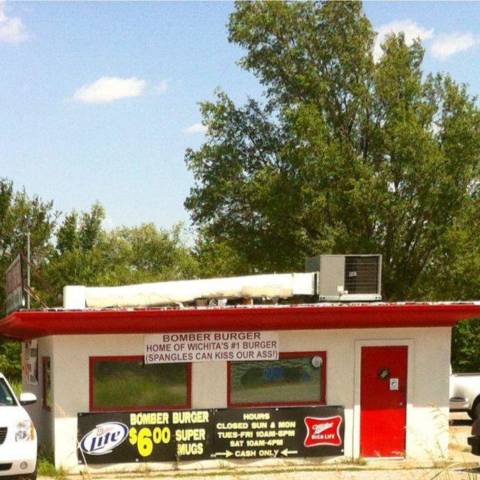2. Bomber Burger (Wichita)
